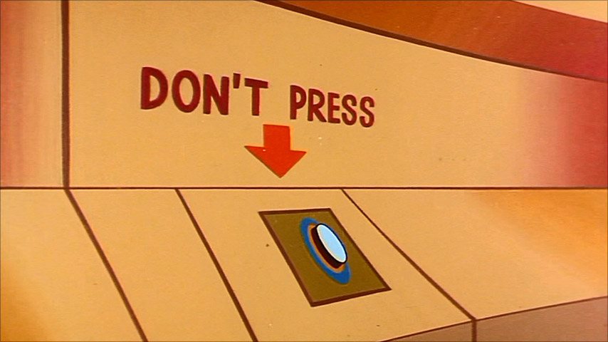 Don't Press This Button
